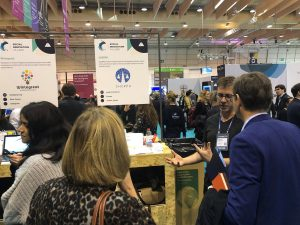 Stirring the global technological agenda towards social good at the Web Summit