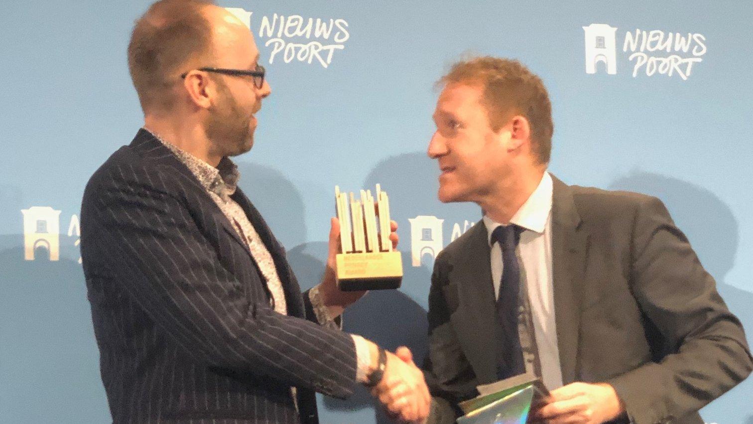 Candle has won a Dutch Privacy Award!