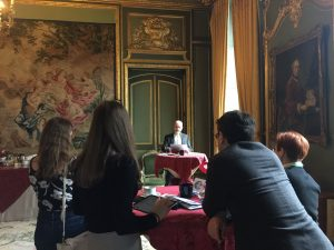 SHERPA Advocacy Event held in Brussels on 5 March