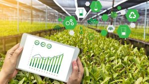 How Data may Improve Farming