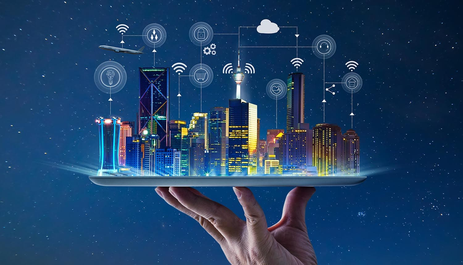 How Data is used in Smart Cities