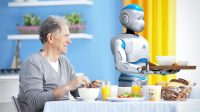 Dignity, Robots and Care for the Elderly