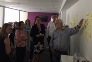 """SHERPA conducts first scenario workshop on """"AI that mimics people"""""""