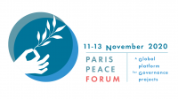 The SHERPA Project participates in the annual Paris Peace Forum